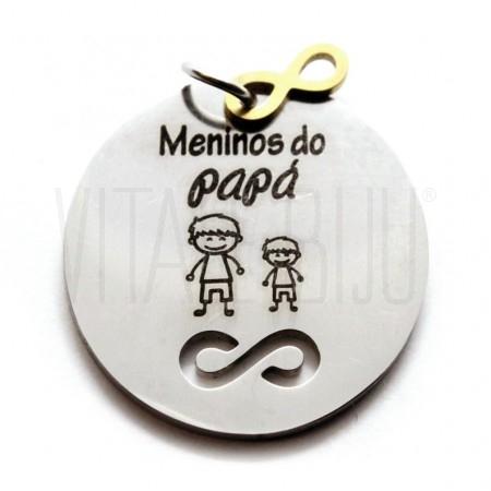 Medalha Meninos do papa 25mm -...
