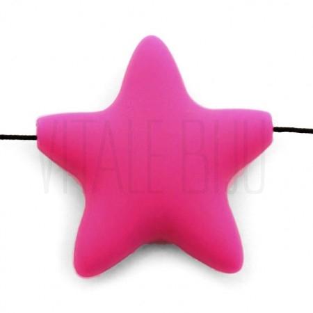 Estrela de silicone 35x38mm  f...