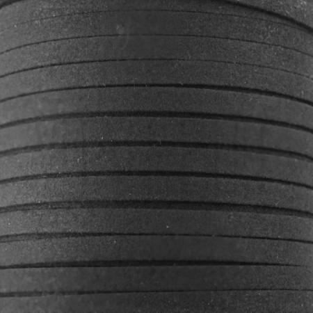 Camurça 5mm preto